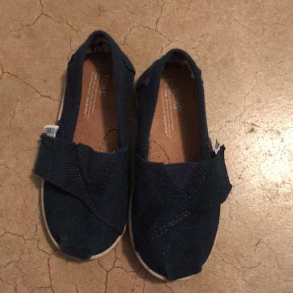 Toms Other - T7 navy classic toms